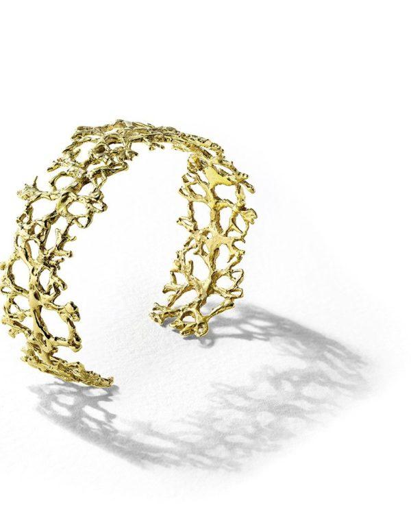 manchette-nature-or-bracelet-brut-lyon-laura-guitte